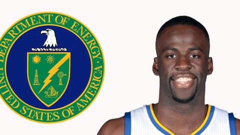 Secretary of Energy: Draymond Green