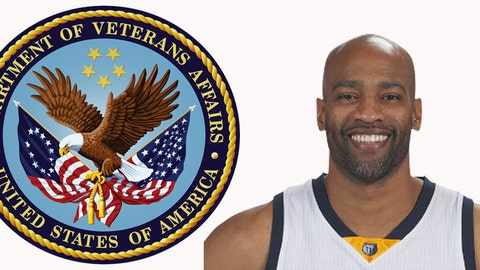 Secretary of Veteran Affairs: Vince Carter