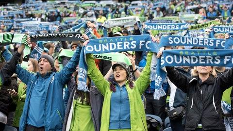 Seattle Sounders (USA): $260 million