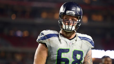 Seattle Seahawks - Justin Britt