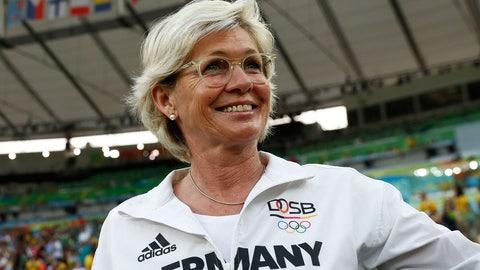 Silvia Neid, German national team