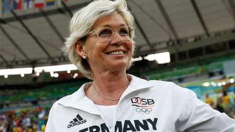 Silvia Neid, German national team