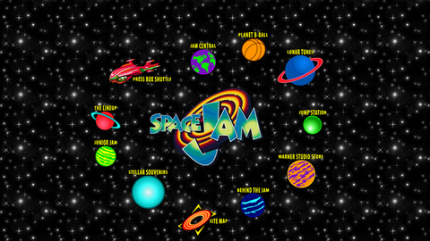 Space Jam was released