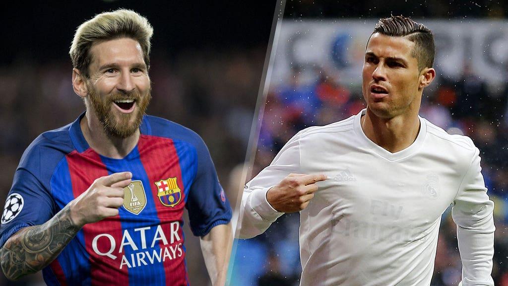 11 scoring records Lionel Messi and Cristiano Ronaldo haven
