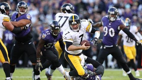 Pittsburgh Steelers (last week: 10)
