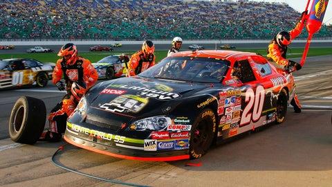 Kansas Speedway - 2007
