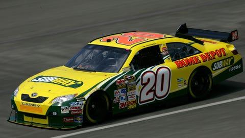 Auto Club Speedway - 2008