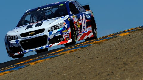 Sonoma Raceway - 2014