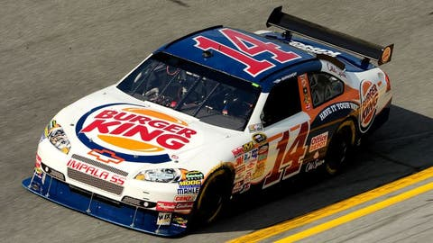 Tony Stewart - Burger King