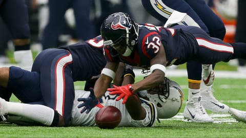 AFC #4 seed: Houston Texans (6-5)