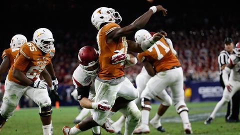 Arkansas 31, Texas 7 | Texas Bowl | Dec. 30, 2014