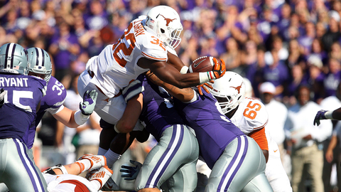 Kansas State 23, Texas 0 | Oct. 25, 2014