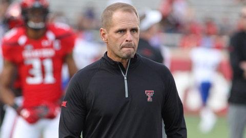 Texas Tech 128th total defense