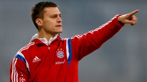 Thomas Worle, Bayern Munich