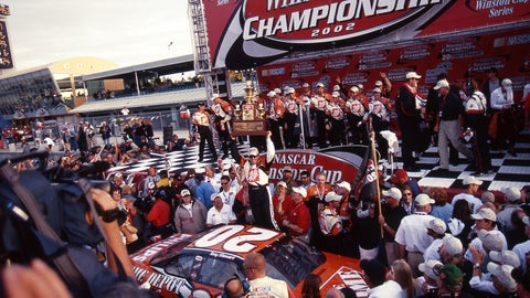 2002 NASCAR Premier Series championship