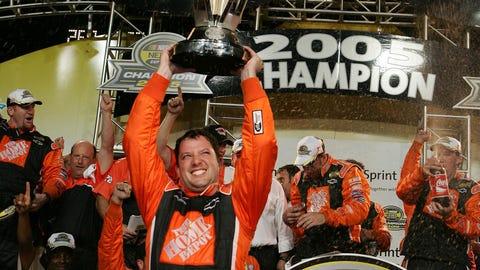 2005 NASCAR Premier Series championship