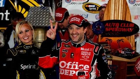 Auto Club Speedway - March 2012
