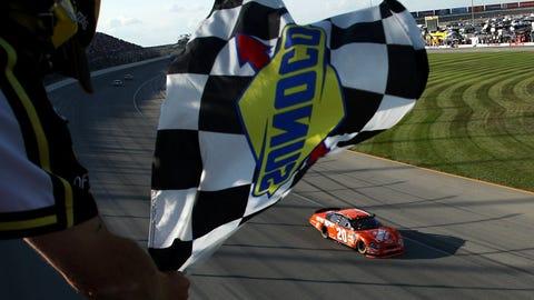 Chicagoland Speedway - June 2007