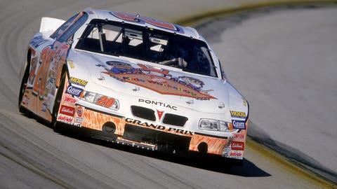 Homestead-Miami Speedway - November 2000