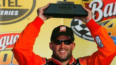 Kansas Speedway - October 2006