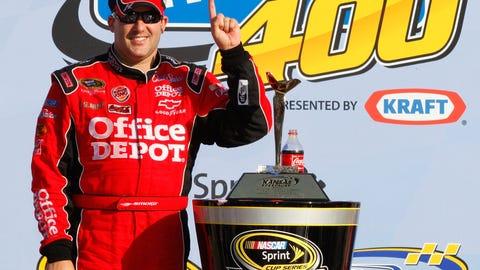 Kansas Speedway - October 2009