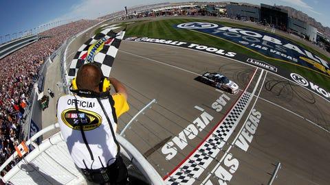Las Vegas Motor Speedway - March 2012