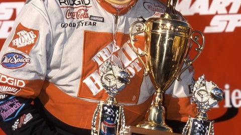 Martinsville Speedway - October 2000