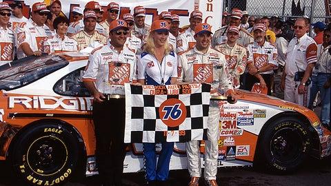 Phoenix International Raceway - November 1999