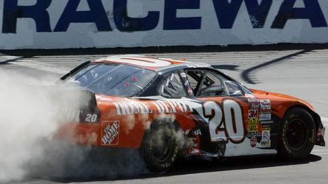 Richmond International Raceway - May 2002