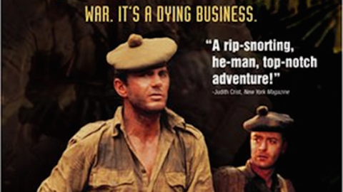 """San Diego Chargers (3-5): """"Too Late The Hero"""" (1970)"""
