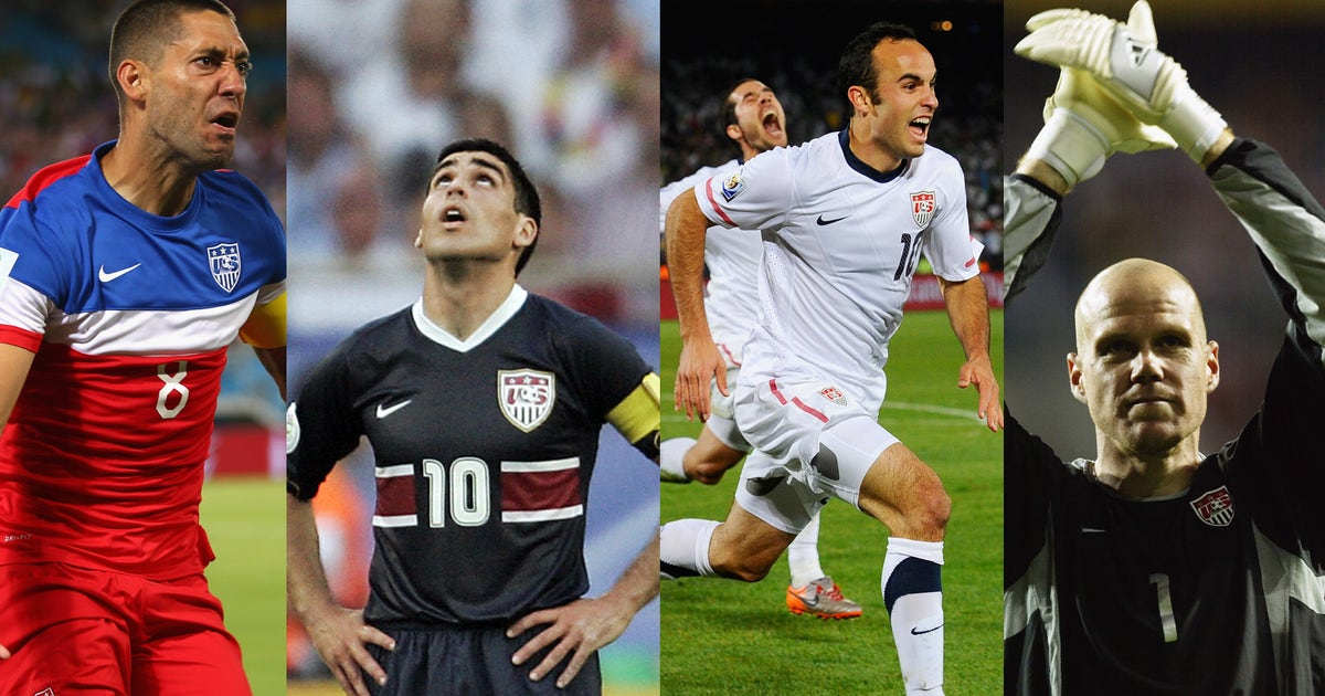 5ec737726 The top 50 players in USMNT history