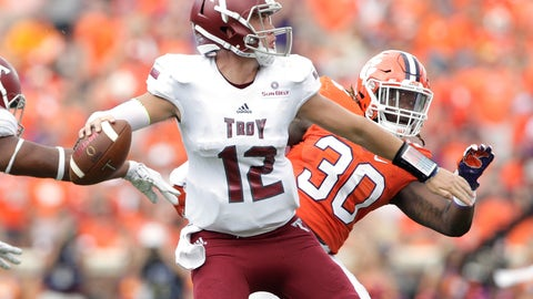 New Orleans Bowl: Troy vs. Louisiana Tech