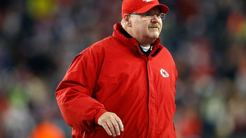 I have a thing for Andy Reid
