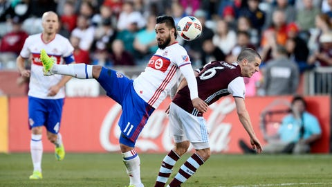Colorado Rapids vs. Toronto FC