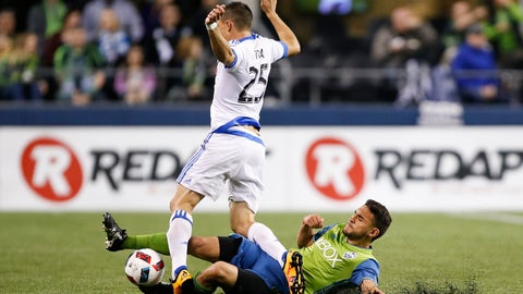Seattle Sounders vs. Montreal Impact