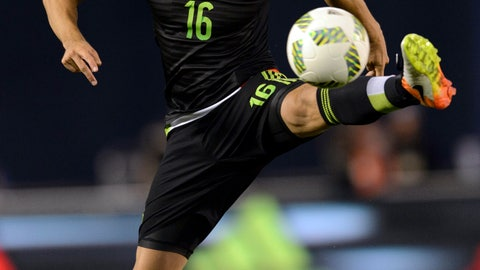 Hector Herrera is the best midfielder in CONCACAF