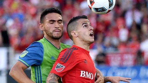Toronto FC vs. Seattle Sounders