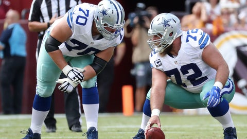 Baltimore Ravens at Dallas Cowboys, 1 p.m. CBS (706)