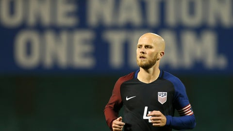 Who is the right guy to partner with Michael Bradley?