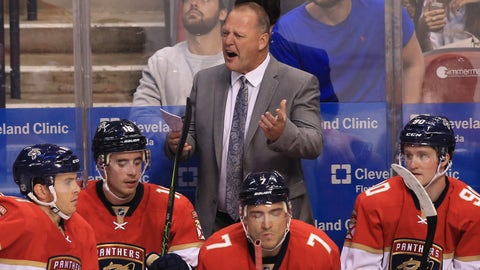 Gerard Gallant gets the boot
