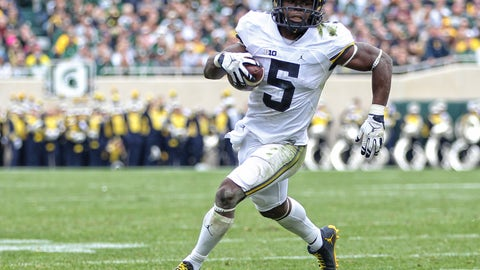Jabrill Peppers' offensive output is overrated