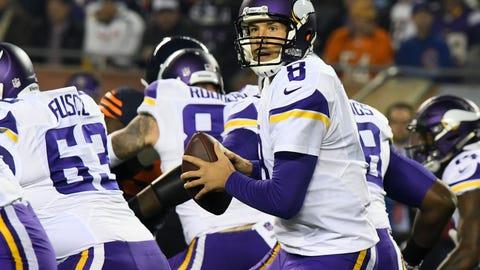 The Vikings will avoid their third straight loss