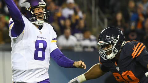 The Vikings won't win the NFC North