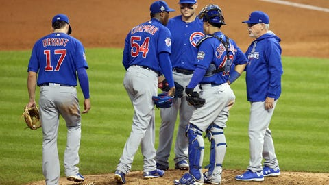 Joe Maddon has no trust in his other bullpen options