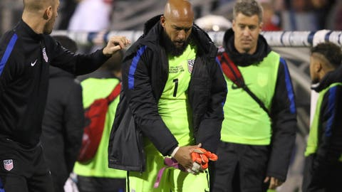 The USMNT needs to find a new goalkeeper