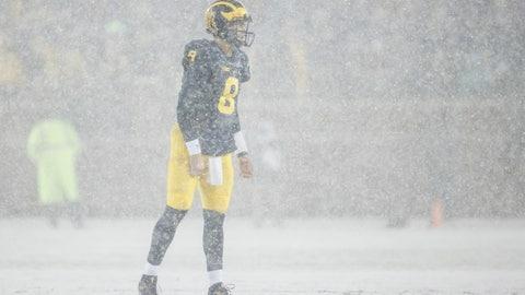Michigan (+6.5) at Ohio State