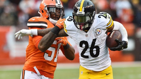 Jamie Collins, LB, Cleveland Browns: Southern Mississippi
