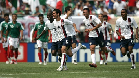 Feilhaber's volley – 2007 Gold Cup Final