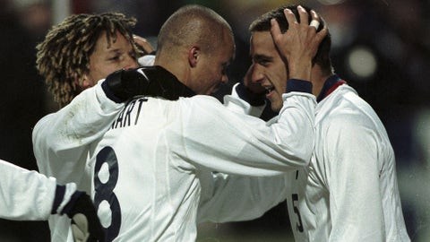 """The Cold War"" - 2002 World Cup qualifying"