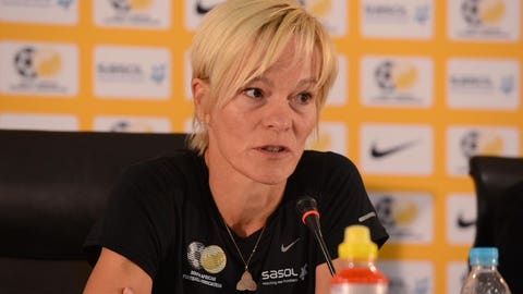 Vera Pauw, South African national team